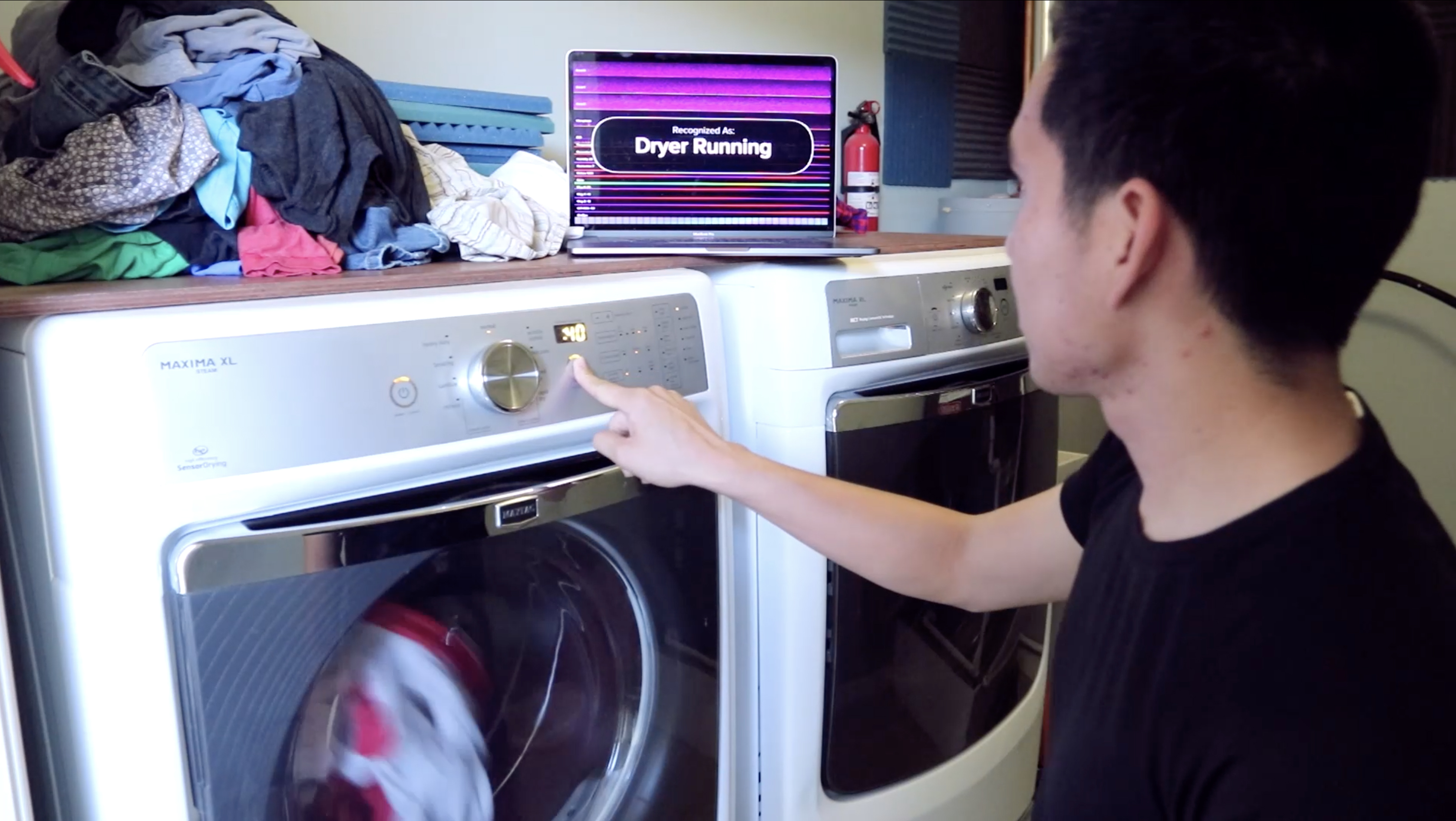 Lots of Facets to a Dryer